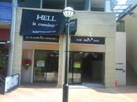 Commerical Plumbing and Gasfitting at Hell's Pizza Stores